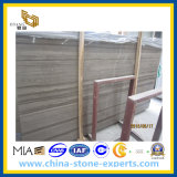 Athens Wooden Vein Grey Stone Marble for Floor and Wall