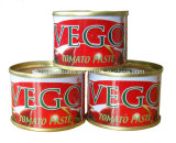 Double Concentrated Tomato Paste in Cans