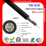 Outdoor GYFTY Duct Optical Fiber Cable
