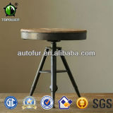 Outdoor Coffee Shop Metal Bar Table in Bar Furniture
