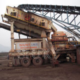 Mobile Concrete Crushing Plant for Sale