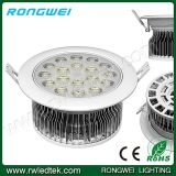 for Recreation Place Dimmable 18W Epistar LED Ceiling Spotlight