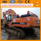 Doosan Crawler Excavator (DH420-7) with CE