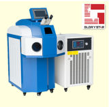Double Heads Exchangeable Laser Welding Machine