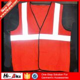 Using Eco-Friendly Materials High Intensity Pink Safety Reflective Jackets