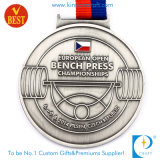 Zinc Alloy Die Cast Metal Medal