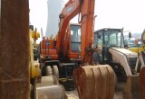 Used Wheel Excavator for Sale, Doosan (DH130W) Wheeled Excavator (Call +86-15021521808)