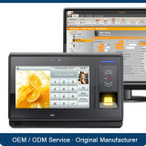 7'' Touch Screen RFID & Nfc Suprema Biometric Fingerprint