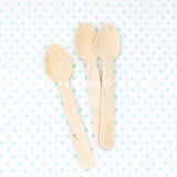 High Quality Disposable Wood Spoon