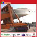 Heavy Duty Lowbed Wind Blade Trailer for Mountain