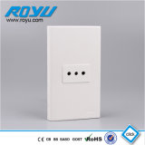 Module Design Italy Type 3 Hole Electric Socket