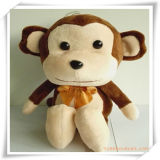 Lucky Monkey Plush Toys for Promotion