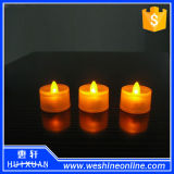 High Quality Decorative LED Flashing Candle for Party