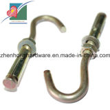 Carbon Steel Expansion Bolt with Hook