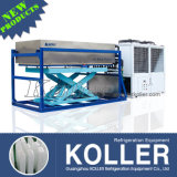 5 Tons/Day Koller New Technology Direct Evaporate Industrial Ice Block Making Machine