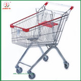 Inexpensive Shopping Trolley, on Sale Shopping Cart (JT-E05)