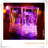 2015 Color Changing Promotional LED Cup Colorful Pub Party Carnival LED Flashing Cups 285ml Colorful LED Flash Cup (DC24016)