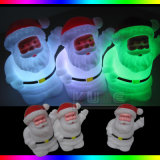 Lighted Santa Claus Christmas Decoration Party Decoration