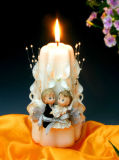 Hot Selling Wedding Art Candle for Sale