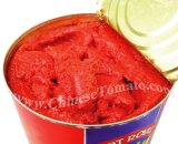 Tomato Paste in Canned Food