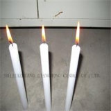 Common White Light Wax Candles