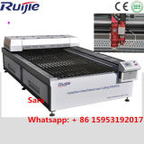 2015 Jinan Ruijie Multifunctional Mixed Nonmetal and Metal Laser Cutting Machine