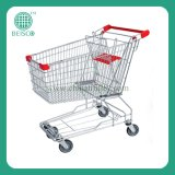 High Quality Shopping Cart 180L with Baby Seat (JS-TAS06)