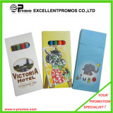 Promotional Hexagoanl Kids Color Pencil Set in Colored Box (EP-P9076)