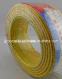 Earth Wire Yellow/Green Wire PVC Insulated Electric Wire 6sq. Mm