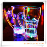 2015 Color Changing Promotional LED Cup Colorful Pub Party Carnival LED Flashing Cups 285ml Colorful LED Flash Cup (DC24012)