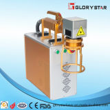 Handheld Type Fiber Laser Marking Machine for Stainless Steel Material