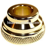 Custom Machining CNC Bronze Knurling Bearing Housing