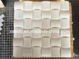 Hotsale White Marble Mosaic Pattern for Wall Decoration