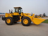 6 Ton/ 3.5 M3/175kw Wheel Loader Zl966, 6 Ton Loaders