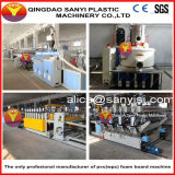 Siemens Cooperated Wood Plastic Composite Board Machinery Manufacture Company