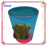 Clear Liquor Glass, Resin Bikini Shot Glass