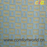 Flocking Sofa Fabric (SHSF04223)