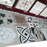 Various Composite Pattern Waterjet Marble Granite Tile for Interior Decoration