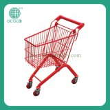 Handle Cart Child Shopping Trolley
