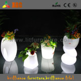 LED Flower Pots for Special Events and Parties