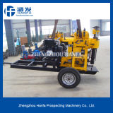 Water Well Drill Rig Machinery with Wheel (HF-150)
