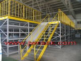 Storage/Warehouse Metal Mezzanine Rack/Loft Rack (JW-HL-825)