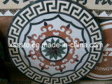 Round Shape High Artistic Mosaic Tile for Floor and Wall Decoration