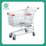 Cheap Supermarket Cart with Good Quality (JS-TAM08)