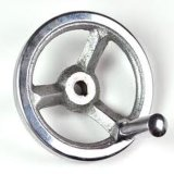 OEM Stainless Steel Casting for Hand Wheel