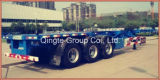 Skeleton Container Transport Semi Trailer with 3 Axles (QDT9400TJZG)