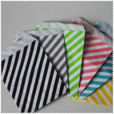 Eco-Friendly Striped Party Tableware Paper Bag