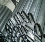 Hot DIP Galvanized Oval Steel Tube