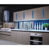 White High Gloss Lacquer Kitchen Cabinet