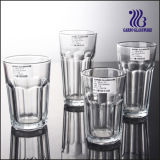 Transparent Glass Cup& Clear Glass Tumbler (GB03017811)